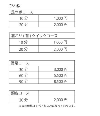 hana_びわ桜料金表HP